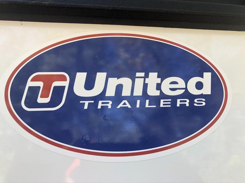 2021 UNITED 7x16x7 ENCLOSED CARGO TRAILER
