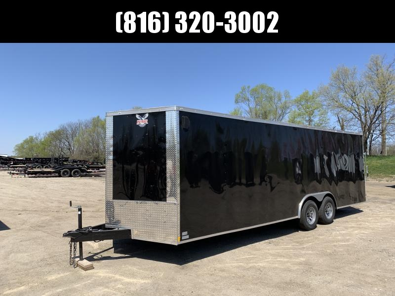 "2021 PATRIOT 8.5 X 24 X 6'6"" ENCLOSED CARGO TRAILER"