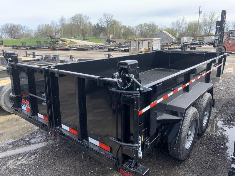 2021 B-B 83X16 HEAVY DUTY DUMP TRAILER