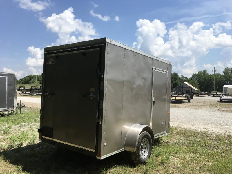 2020 ROCK SOLID 6 X 10 X 6 ENCLOSED CARGO TRAILER