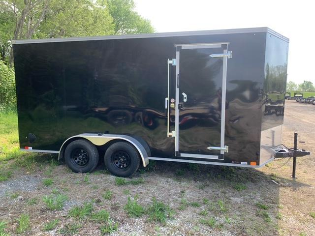 2021 UNITED 7x16x7 ENCLOSED CARGO TRAILER
