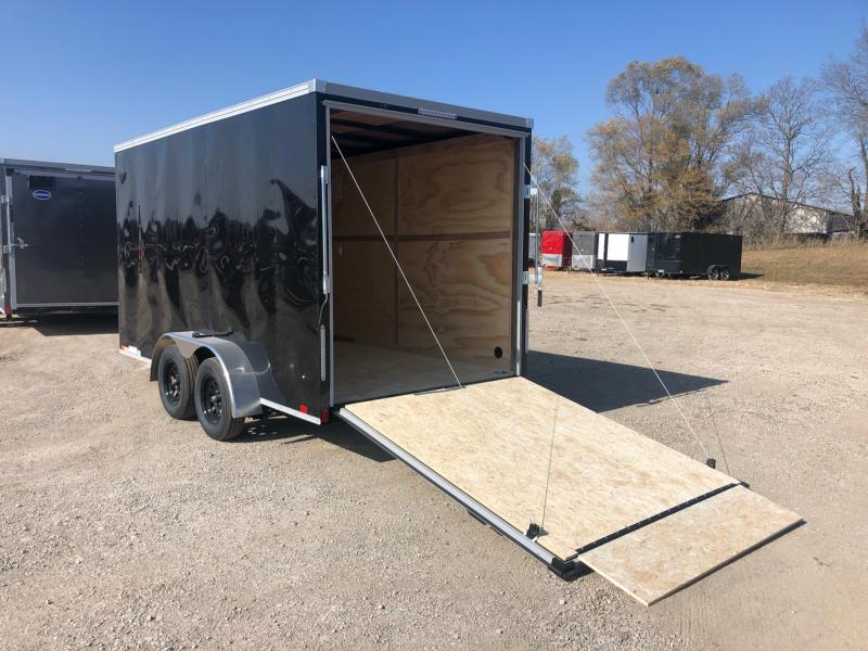 2021 UNITED 7x14x7 ENCLOSED CARGO TRAILER