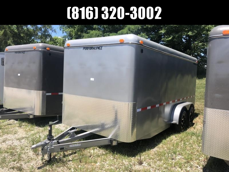 2020 PERFORMANCE 7 X 16 X 6.5 ENCLOSED CARGO TRAILER