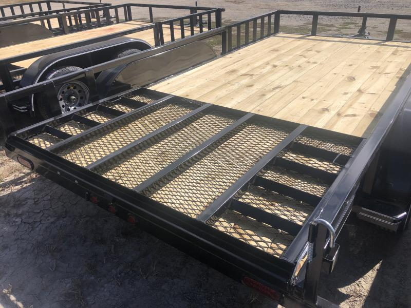 2020 PERFORMANCE 83 x 16 UTILITY TRAILER