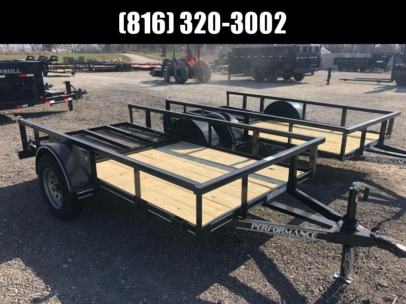 2020 PERFORMANCE 5 x 10 UTILITY TRAILER