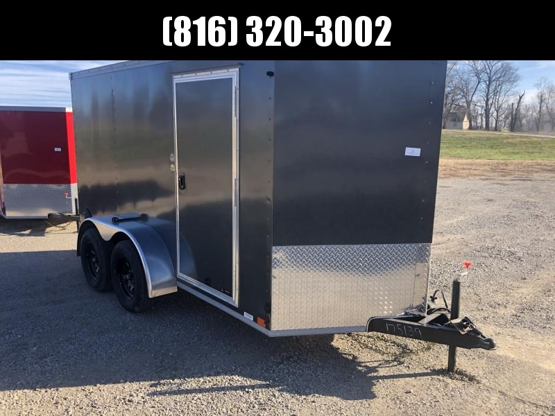 2021 UNITED 6x12x6 ENCLOSED CARGO TRAILER