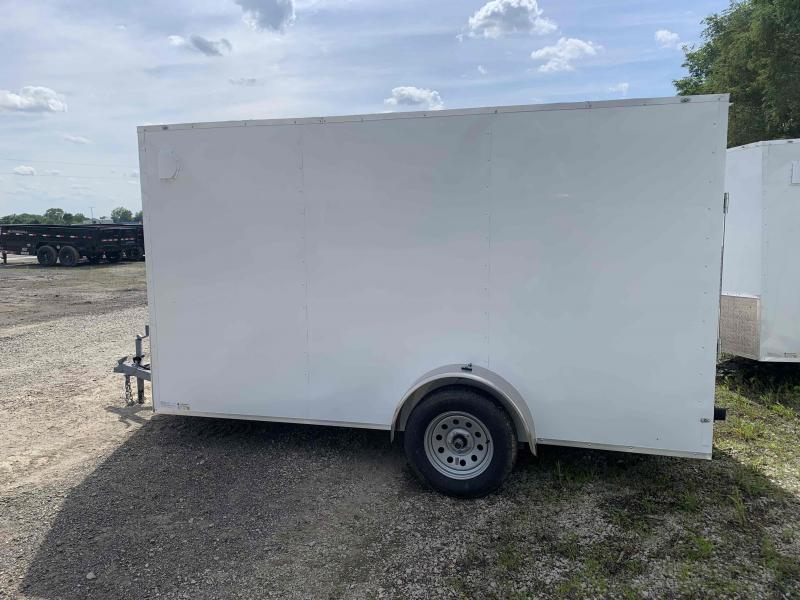 2021 PATRIOT 6 X 12 X 6 ENCLOSED CARGO TRAILER SCRATCH AND DENT SALE!