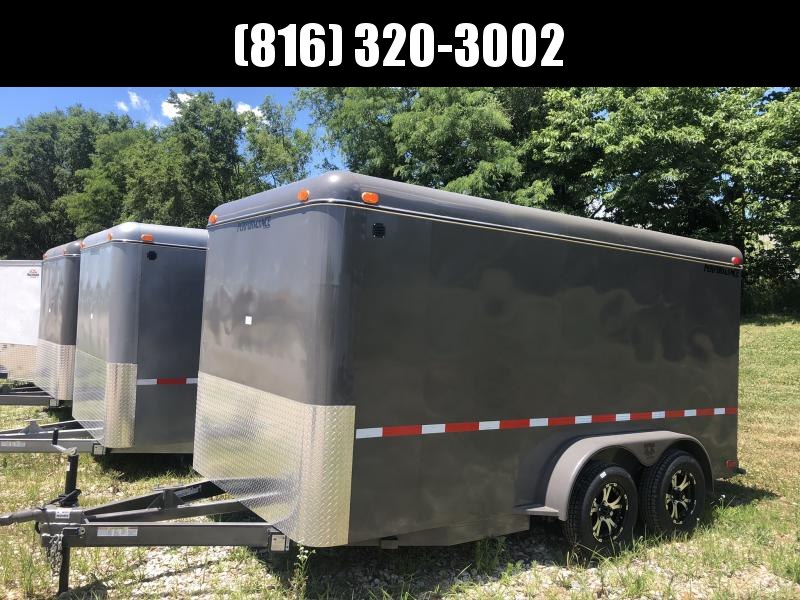 2020 PERFORMANCE 7 X 14 X 6.5 ENCLOSED CARGO TRAILER
