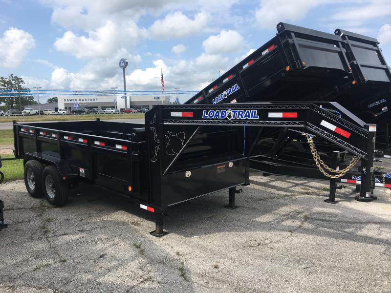 2020 Load Trail 83x 14' Dump