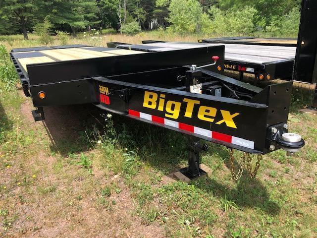 2021 Big Tex Trailers 22PH-20+5MR Equipment Trailer