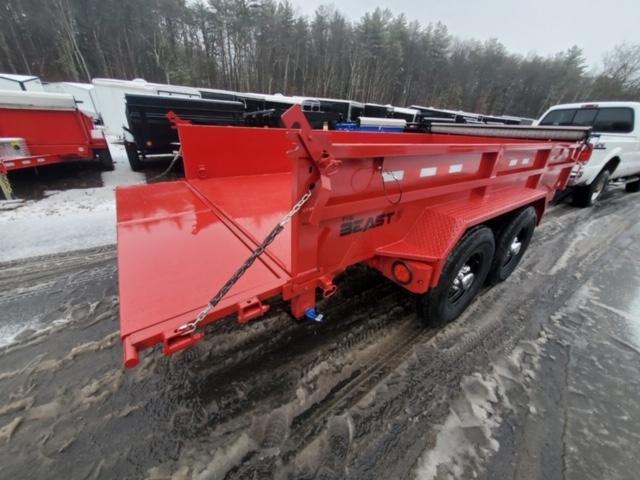 2020 Cam Superline 7 Ton Low Profile Heavy Duty Dump Traile