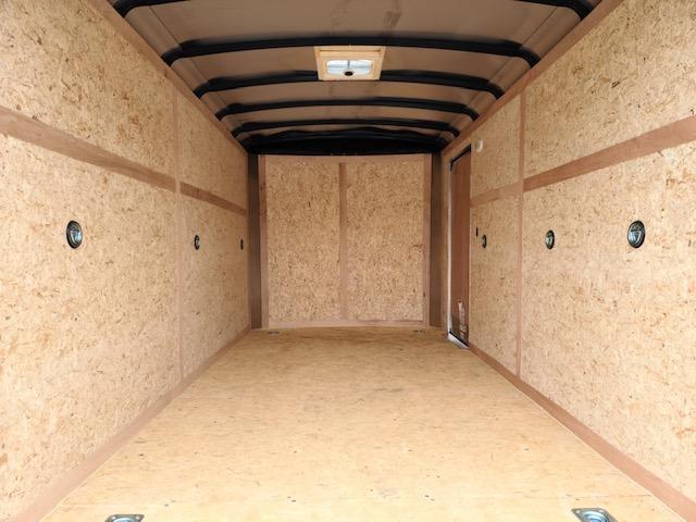 2021 US Cargo TSPP714TA2 Enclosed Cargo Trailer