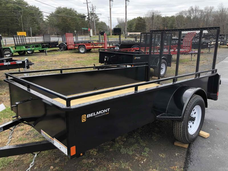 2021 Belmont Machine UT510SS Utility Trailer