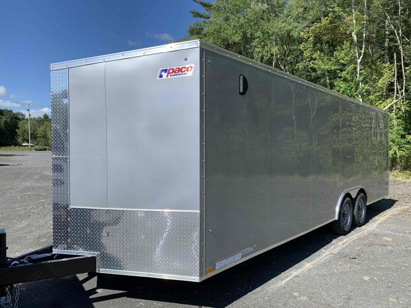 2022 Pace American JV85X24TE3SE Enclosed Cargo Trailer