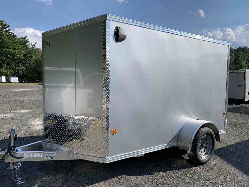 2022 Mission EZEC6X10-1F Enclosed Cargo Trailer
