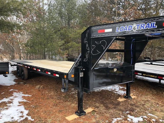 2020 Load Trail GE0226072GN Equipment Trailer