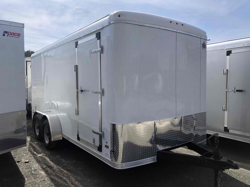 2022 US Cargo TSPP716TA2 Enclosed Cargo Trailer