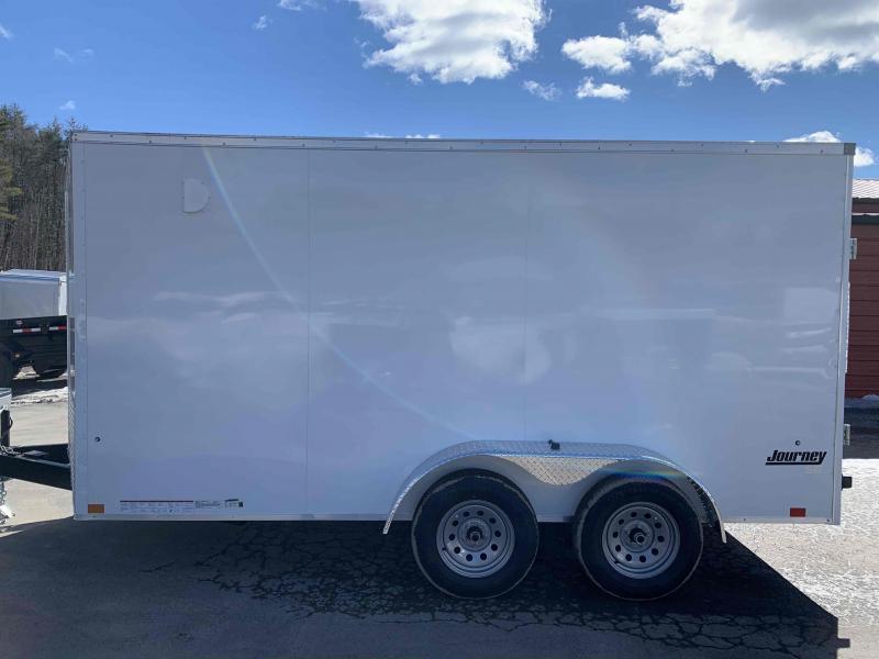 2021 Pace American JV714TE2SE Enclosed Cargo Trailer
