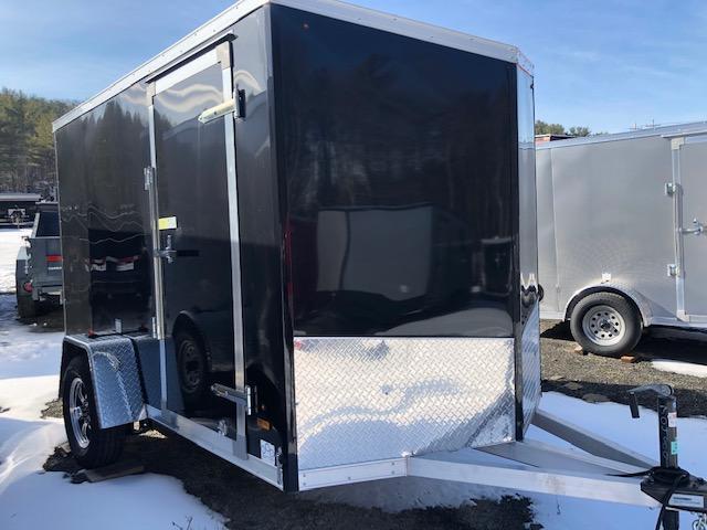 2019 US Cargo Aluminum Enclosed Cargo Trailer