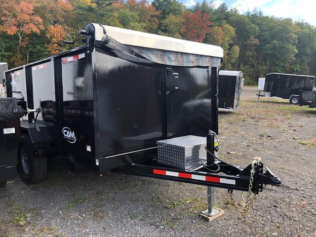 2021 Cam Superline 7 Ton Advantage HD Low Profile Dump Trai