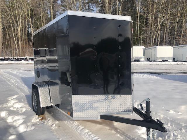 2022 Pace American OB5X8SASI2DLX Enclosed Cargo Trailer