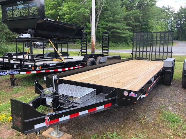 2020 Cam Superline 6CAM22 Equipment Trailer