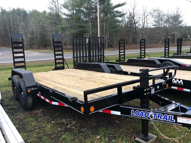 2021 Load Trail XH8316072 Utility Trailer