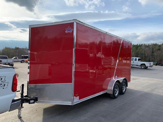 2021 US Cargo ULAFTT716TA2 Enclosed Cargo Trailer
