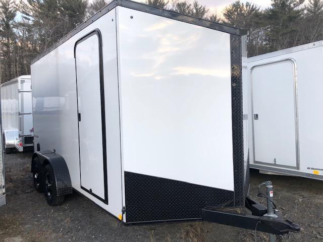 2019 Impact Trailers ITS714TA2 Enclosed Cargo Trailer