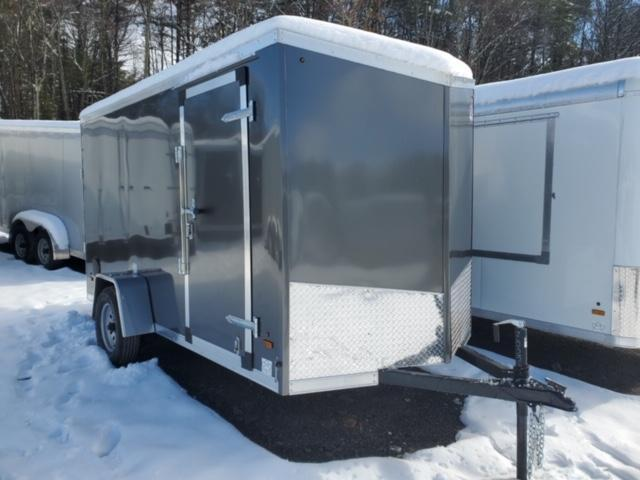 2020 US Cargo Enclosed Cargo 6 x 12 Single Axle