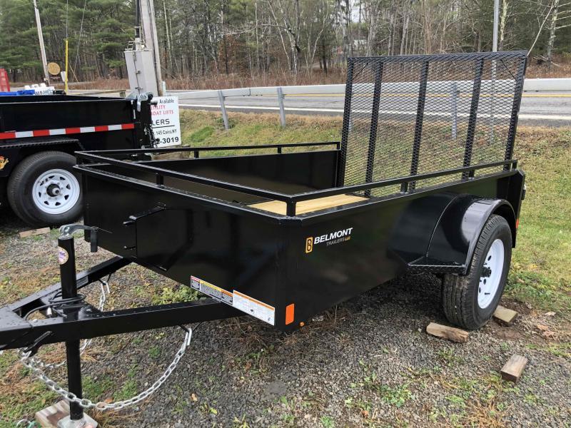 2021 Belmont Machine UT508SS Utility Trailer