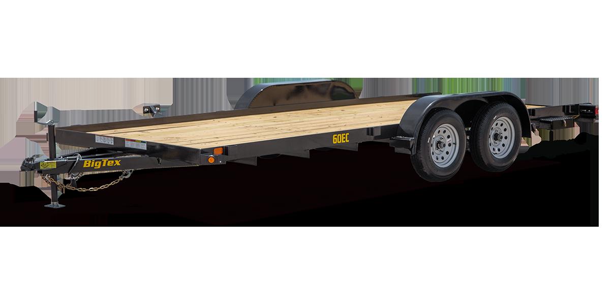 2021 Big Tex Trailers 60EC-16 Car / Racing Trailer
