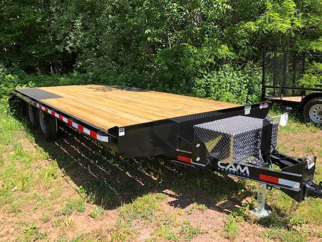 2020 Cam Superline 5 Ton General Duty Deckover 8.5 x 18