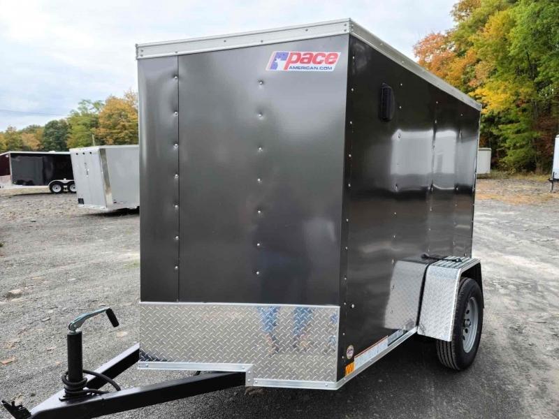 2021 Pace American OB5x8SA Enclosed Cargo Trailer