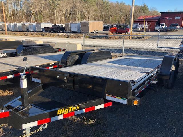 2020 Big Tex Trailers 10FT-18BK Equipment Trailer