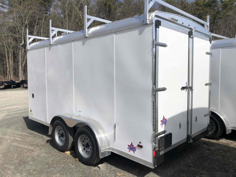 2022 US Cargo TSPP714TA2 Enclosed Cargo Trailer