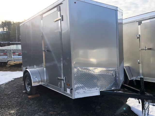 2020 US Cargo ULAFTX610SA Enclosed Cargo Trailer