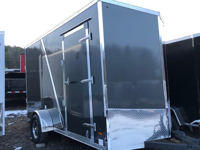 2022 US Cargo ULAFTX612SA Enclosed Cargo Trailer
