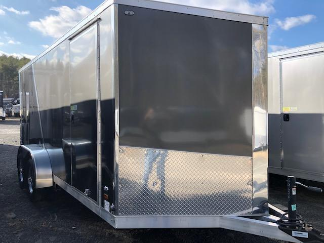 2019 US Cargo Aluminum Enclosed Cargo Trailer