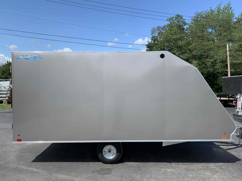2022 Nitro 7.5 x 14 Hybrid Snowmobile Trailer