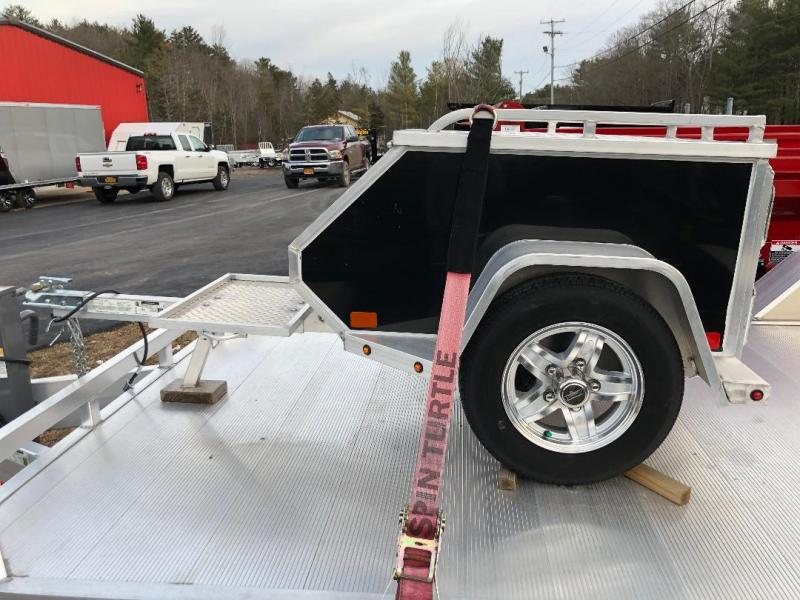 2018 Aluma MCTB Enclosed Cargo Trailer