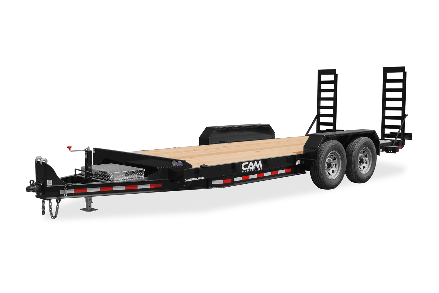 2020 Cam Superline 7 Ton Equipment Hauler Channel 8.5 x 18