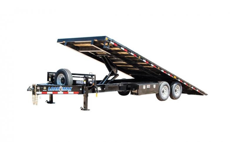 2020 Load Trail PE102X26TA5 Equipment Trailer