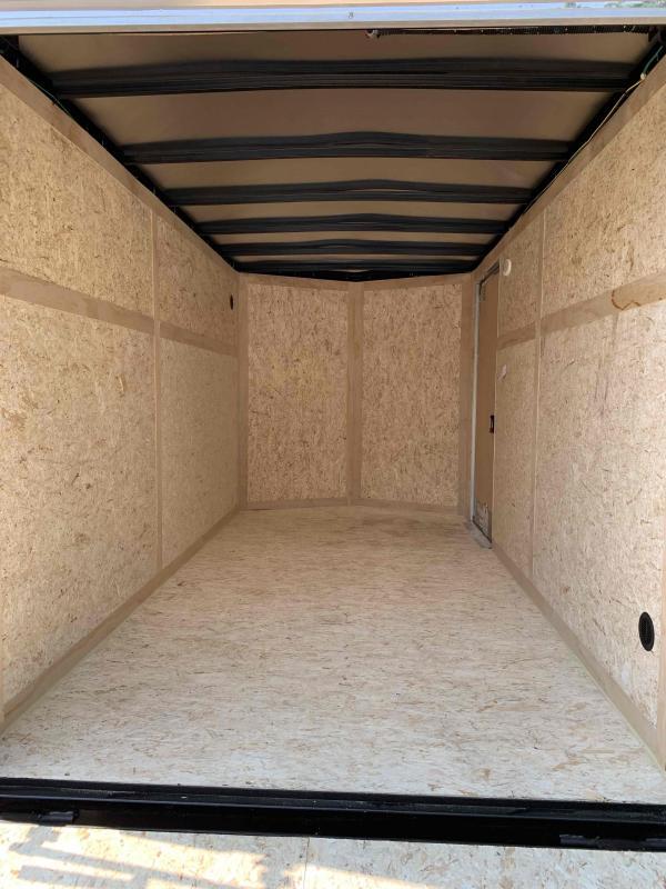 2022 Haulin Trailers HLAFT612SA Enclosed Cargo Trailer 6' Wide x 12' Long