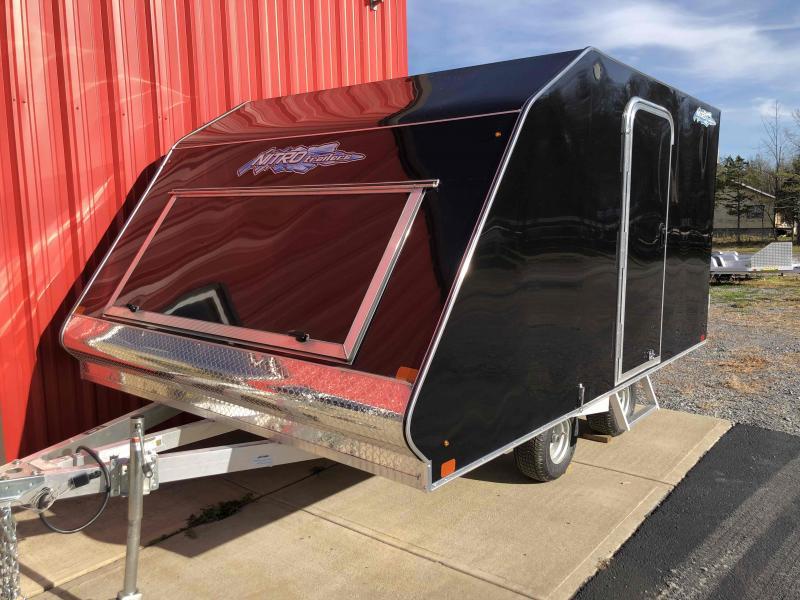 2021 Nitro 101x12 Crossover Snowmobile Trailer