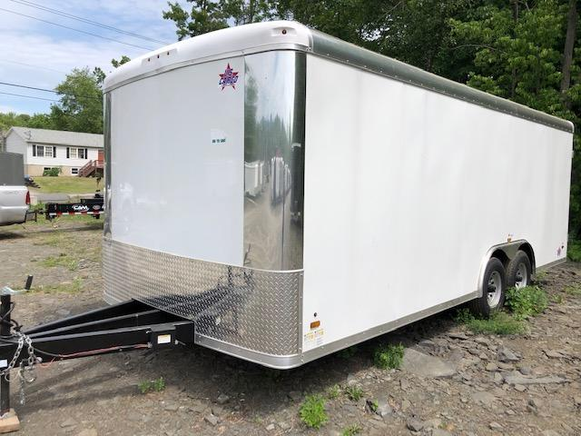 2021 US Cargo PACX8520TA3 Car / Racing Trailer
