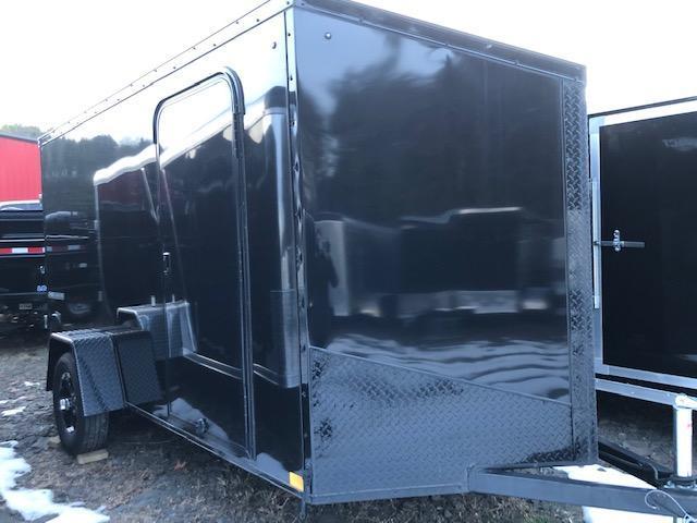 2019 Impact Trailers ITS612SA Enclosed Cargo Trailer