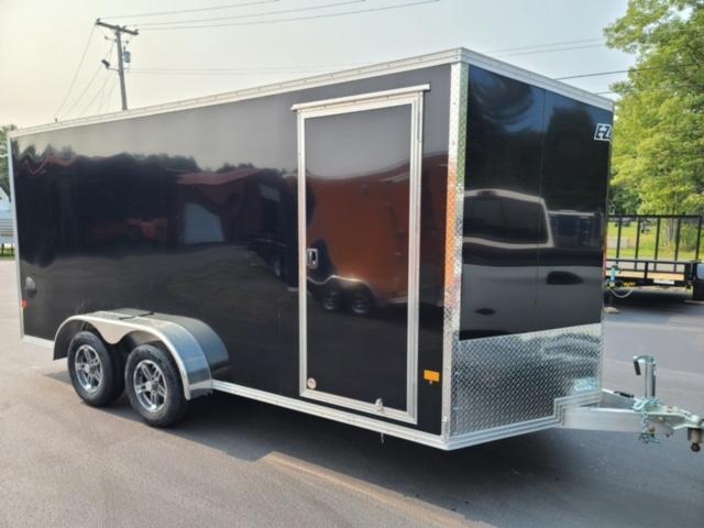 2021 ALCOM EZEC7x16-IFTA2 Enclosed Cargo Trailer