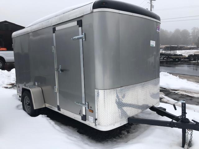 2021 US Cargo TSPP612SA Enclosed Cargo Trailer
