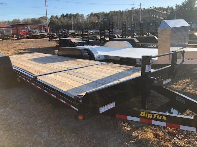 2021 Big Tex Trailers 14TL-22 Equipment Trailer